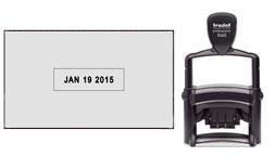 Tacoma Rubber Stamp carries huge selection of Trodat date stamps. Low Prices and Fast Shipping
