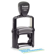 Trodat Heavy-Duty Self-Inking Stamps