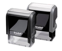 Customize your own self inking custom stamp. Choose ink color, font style and size. Quality Rubber Stamps and Great Service.