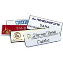Engraved Name Tags / Badges