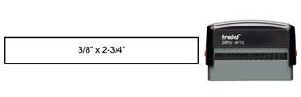 SIG-4916 - Trodat Printy 4916 Signature Stamp