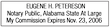 AL-NOT-1 - Alabama Notary Stamp