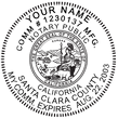 CA-NOT-SEAL - California Notary Seal