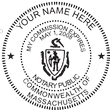 MA-NOT-SEAL - Massachusetts Notary Seal
