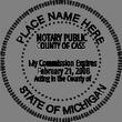 MI-NOT-SEAL - Michigan Notary Seal