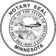 MN-NOT-SEAL - Minnesota Notary Seal