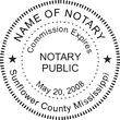 MS-NOT-SEAL - Mississippi Notary Seal