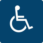 ADAREG_ISA - International Symbol of Accessibility