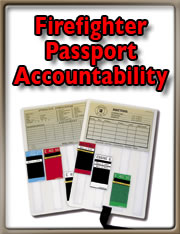 Firefighter Passport for Accountability System