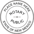 NM-NOT-SEAL - New Mexico Notary Seal