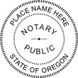 OR-NOT-SEAL - Oregon Notary Seal